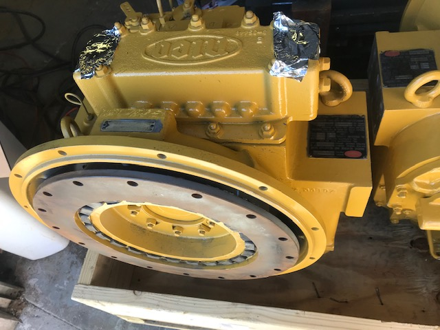 TWIN DISC GEARBOX MARINE ⋆ Diesel Engine Generators For Sale